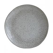 house doctor rustic dinner plate nunido