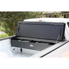 Dodge Truck With Ram Box - bak 92201 ram fold away utility box bakbox2 for 6 u00274