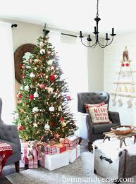 christmas living room and kitchen hymns and verses