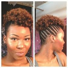 first class braided hairstyles short natural hair braiding