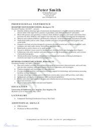 best sales resume samples you need to write a resume actually