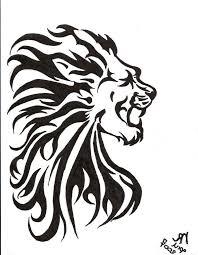 lions tattoos designs cool tattoos bonbaden