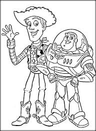 toy story coloring pages buzz lightyear alltoys