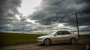 lexus is200 parts melbourne 2005 lexus is200 gxe10r sports luxury crystal gold car