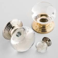 smooth round glass door knob product df 26 details pinterest