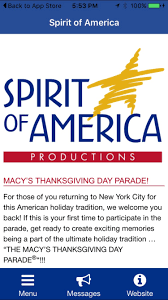 thanksgiving text messages spirit of america mobile app