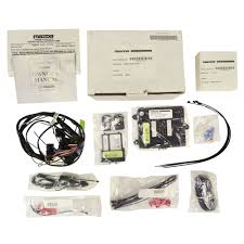 new box oem engine remote start system kit starter for mazda