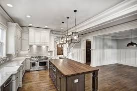 custom home builders floor plans a chef s delight carolina craftsman builders