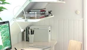 bureau sous pente rangement combles ikea finest excellent bureau sous with with sous