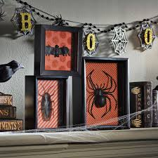 create these diy creepy shadow boxes to add spooky ambiance to