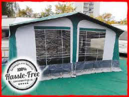 Trio Awnings Trio Awning For Sale In Uk 76 Second Hand Trio Awnings