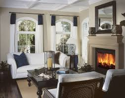 Interior Design Fireplace Living Room 72 Living Rooms With White Furniture Sofas And Chairs