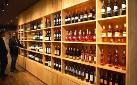 Wine Cellar Liquor Store - hyderabad uncorks a record u2014 for the biggest liquor store the hindu