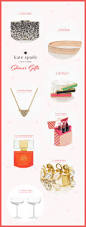 gift guide for the bride kate spade gift ideas 100 layer cake