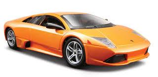 Lamborghini Murcielago Lime Green - amazon com maisto 1 24 scale lamborghini murcilago lp 640 diecast