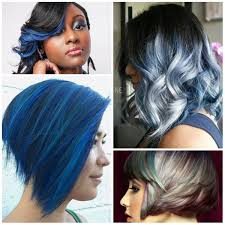 edgy highlights for 2017 color ideas u0026 trends
