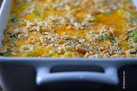 broccoli cheese casserole recipe add a pinch
