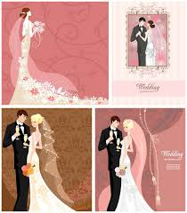 groom and groom wedding card groom and clipart for invitation clipartxtras