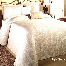 Light Blue Coverlet Matelasse Bedding Design Designs Ideas Beautiful Light Taupe Bed