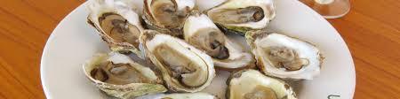 cuisiner les huitres recettes à base de huîtres faciles rapides minceur pas cher sur