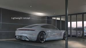 electric porsche mission e porsche decides to give the green light to the mission e motorchase