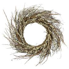forsythia wreath faux forsythia wreath reviews joss