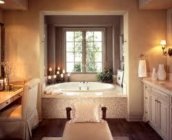 classy luxury bathroom designs with black marble tile floor