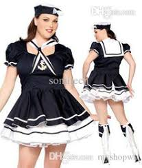Size Womens Halloween Costumes Cheap Discount Size Sailor Costume 2017 Size