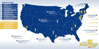 Philadelphia America Map by Philadelphia Back On Map Of Cities Primed To Host 2015 Concacaf