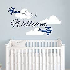 Wall Decals For Nursery Boy Wall Decal Inspiration Name Wall Decals For Nursery Personalized