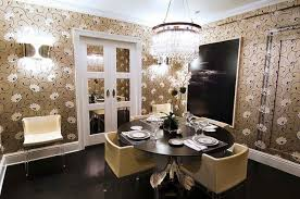 luxury dining room dining room sets crystal chandelier for small