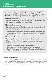 lexus rx 350 maintenance schedule 2013 lexus rx350 maintenance pdf manual 8 pages