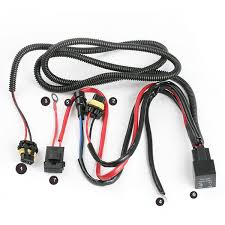 how to hook up a relay harness to your hid lights 8th generation