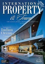 international property u0026 travel volume 24 number 4 by