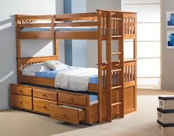 Bunk Bed With Stairs And Trundle Bunk Beds With Trundle Is A Solution For Your Kids U0027 Modern Bunk