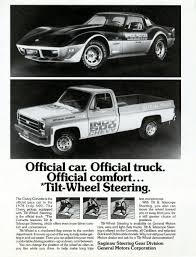 Classic Chevrolet Trucks By Year - indianapolis 500 official trucks special editions 1974 1984