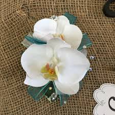 orchid wrist corsage phalaenopsis orchid prom wrist corsage in peabody ma