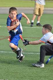 Flag Football Leagues About National Flag Football