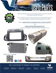 volvo truck parts suppliers parts promos vision truck group