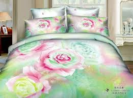 Romantic Comforters High Quality Romantic Comforter Set Bed Sheet 100 Cotton 3d Bed