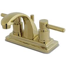 polished brass kitchen faucets kitchen wedtipsideas