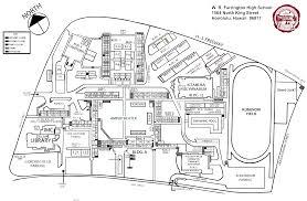 amphitheater floor plan fhs map u2013 w r farrington high