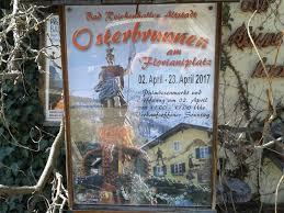 Bad Reichenhall Wetter Osterbrunnen In Bad Reichenhall 4500 Eier Schmücken Den Brunnen