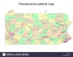 Pennsylvania Map by Pennsylvania Map Stock Photos U0026 Pennsylvania Map Stock Images Alamy
