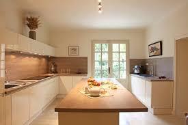 cuisine moderne blanche cuisine moderne blanc et bois