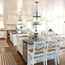 2 island kitchen kitchen islands with seating for 2 side by side kitchen islands