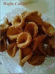 pétales de sésame wafia cuisine