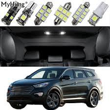 hyundai santa fe light replacement get cheap led map light santa fe aliexpress com alibaba