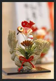 Japanese New Year Decorations Meaning by Mizuhiki Is The Traditional Japanese Industrial Arts This Work Is