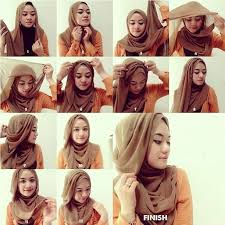 tutorial jilbab pashmina simple modern how to wear hijab step by step tutorial in 15 styles